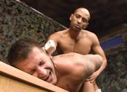 Gay Bareback Sex : Black Angel -amp; Claudio Antonelli - Claudio Antonelli -amp; Black Angel!