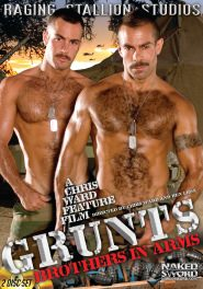 Grunts Brothers In Arms DVD Cover