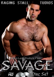 Savage DVD Cover