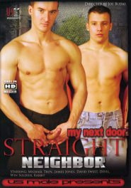 My Next Door Straight Neighbor DVD Cover