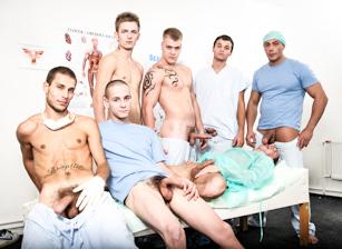 Sex Clinic Gangbanger, Scene #03