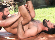 Gay Videos XXX : FUR MOUNTAIN - Bob Hager -amp; Wilfried Knight!