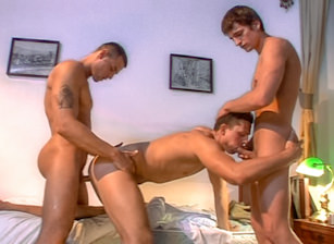 College Cocks 2 : Geoffrey Garcia, Chris Hacker, Sanjoy