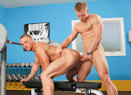 On The Set - Marcus Mojo & James Huntsman