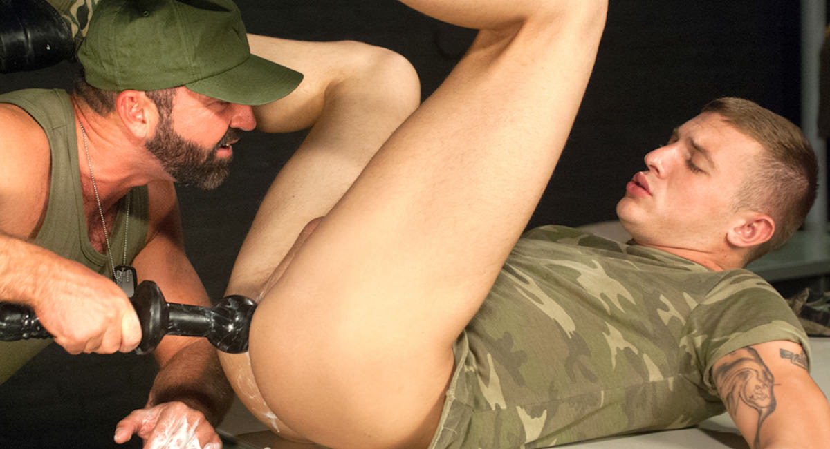 Gay Fisting Fuck : Hole Busters 6 - Josh West -amp; James Ryder