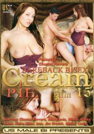 Bareback Bisex Creampie #15 DVD Cover
