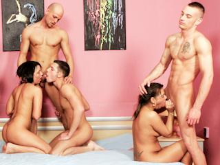 Forbidden Bisexual Orgy, xxx gay, gay clips | Maledigital.com ...