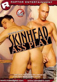 Skinhead Ass Play DVD Cover