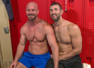 Gay Anal Porn : CJ Parker -amp; Mitch Vaughn Interview - CJ Parker -amp; Mitch Vaughn!