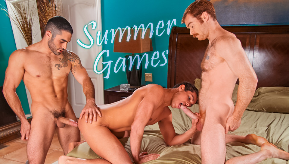Samuel O'Toole, James Jamesson & Jett Jaxx – Plugged From Both Ends