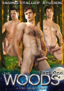 The Woods: Part 1 DVD Cover