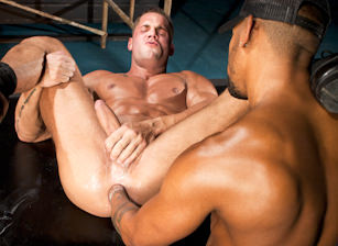 Wet Punk Faggot Fisting : Erik Rhodes, Colin Black