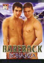 Bareback Bonanza DVD Cover