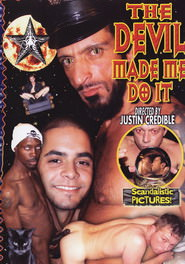 The Devil Made Me Do It DVD Cover