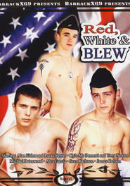 Red White and Blew DVD Cover