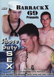 Shore Duty Sex DVD Cover