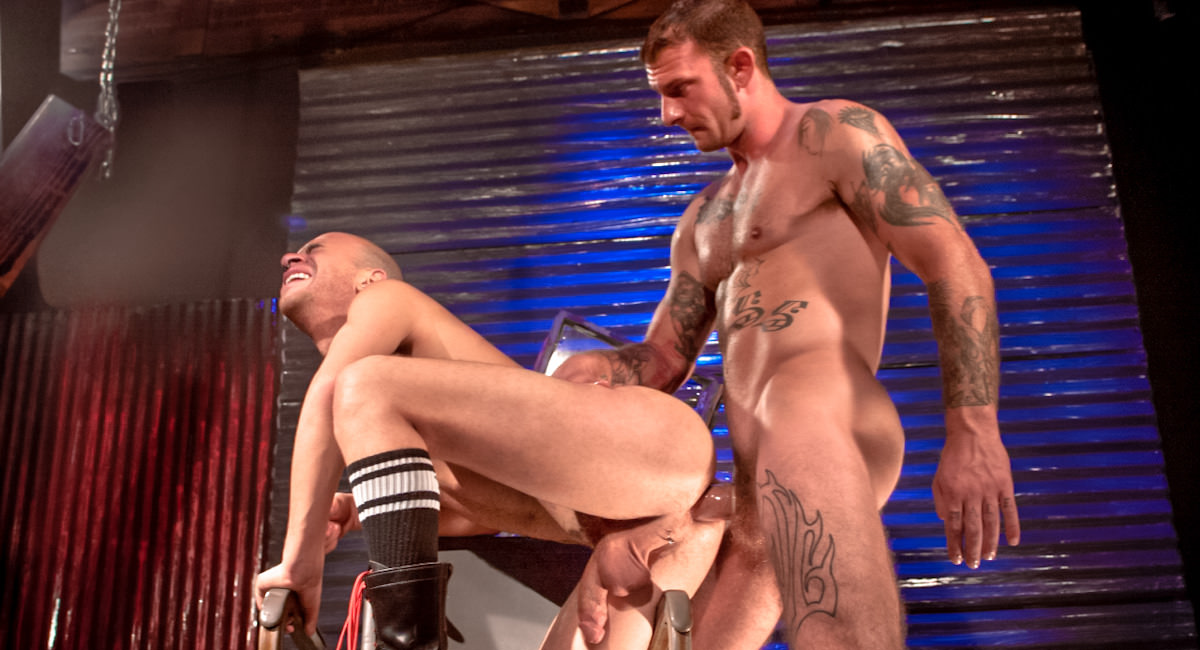 Gay Fetish Sex : Safeword - Element Eclipse -amp; Ricky Sinz!
