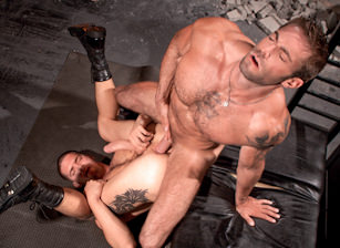 Cock Shot : Ty Roderick, Jake Genesis