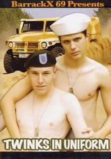 Twinks In Uniform