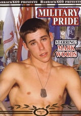 Military pride Dvd Cover