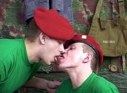 Soldiers from eastern europe 11, Scene #04