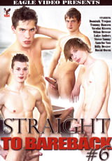 straight to bareback #06 Dvd Cover