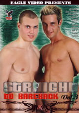 Straight To Bareback #03 Dvd Cover