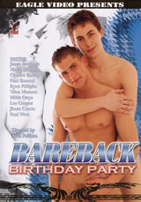 Bareback Birthday Party