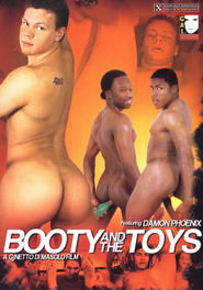 Booty And The Toys DVD Cover