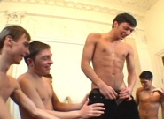 St Petersburg Twink Orgy, Scene #01