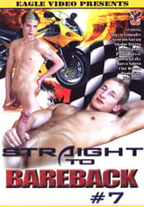 Straight To Bareback #07 Dvd Cover