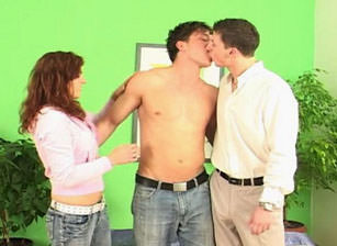 Bareback Bi Sex Lovers #06, Scene #04