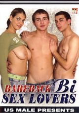 Bareback Bi Sex Lovers #01 Dvd Cover