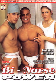 Bi-Nurse Power DVD Cover