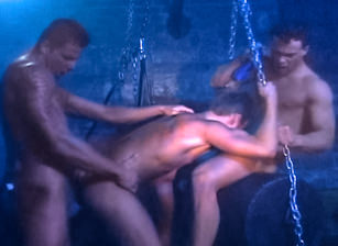 Peter Schwarz, Adam Kubick And Julian Vincenzo Fuck