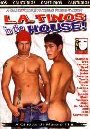 L.A.Tinos In The House DVD Cover