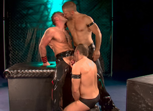 Invasive Procedures :  Dirk Caber, Tibor Wolfe, Ethan Hudson