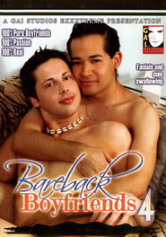Bareback Boyfriends #04 DVD Cover