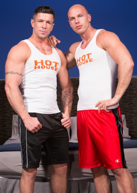 Angelo and Trenton Ducati Dvd Cover