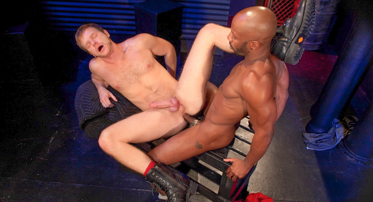 Gay Fetish Sex : Hoodies - Race Cooper -amp; Brian Bonds!