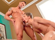 Gay Ass Rimming : Straight for the Goods - Cody Cummings -amp; Preston Burgess!