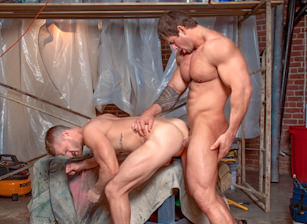 Built Tough : Zeb Atlas, Landon Conrad