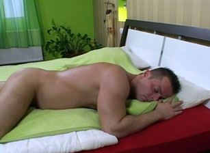 Muscle And Cum #02, Scene #02