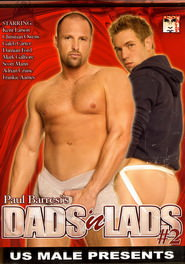 Dads N Lads #02 DVD Cover