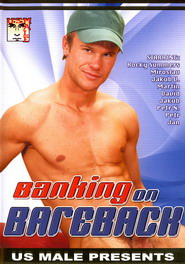 Banking On Bareback DVD Cover