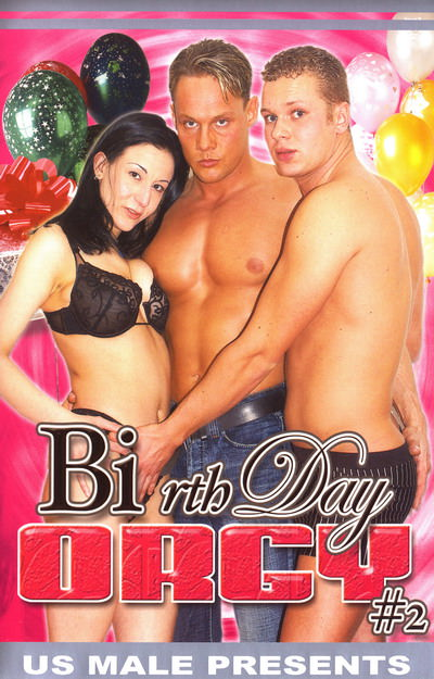 bisexual orgy dvd
