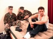 Celebrating American Military Cock #01, Scene #02