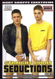 Straight Buddy Seductions #02 DVD Cover