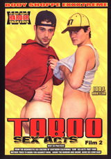 Taboo Sex Acts #02 Dvd Cover