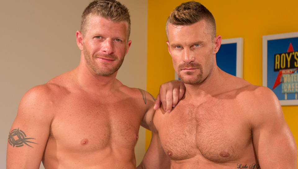 Landon Conrad And Jeremy Stevens, Scene #01